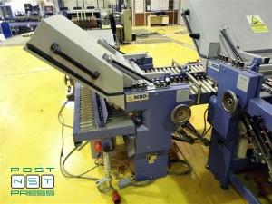 II фальцевальная секция МВО B 30 Efficiency (2003 год)