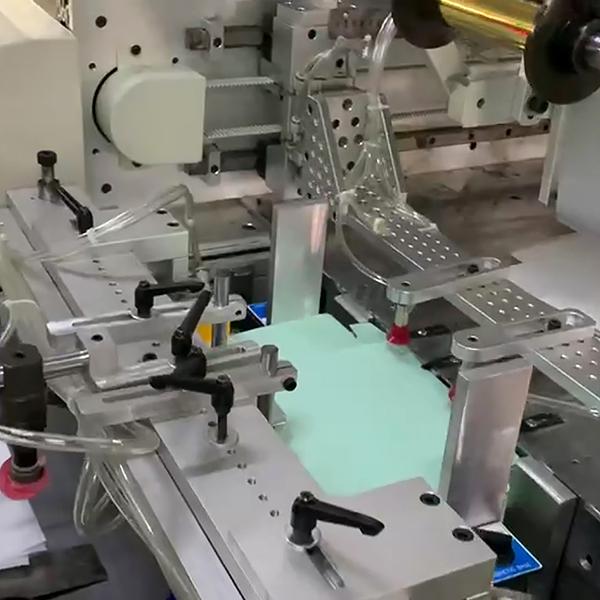 автомат тиснение фольгой AHF-510 (Китай)
