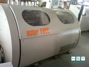 Aster 180C, 2008 год