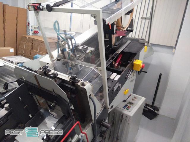 машина разделения пачек KD-18 (Blumer Atlas 115)