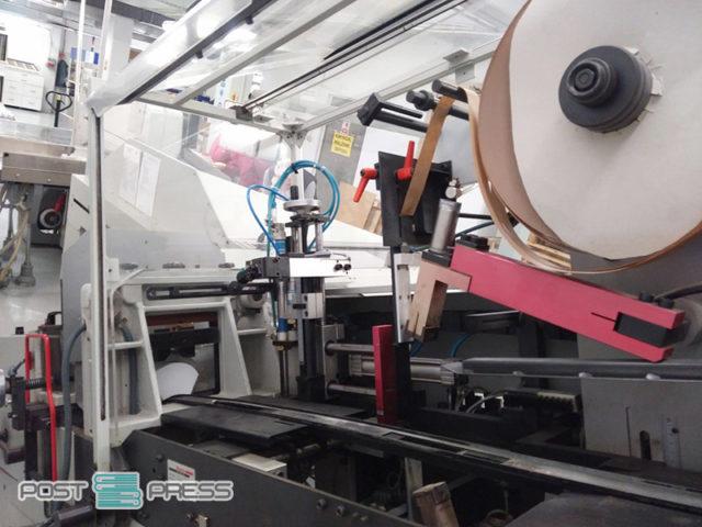 обандероливающая машина PB-18.1 (Blumer Atlas 115)