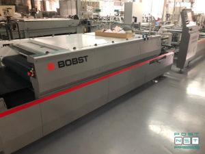 ленточный приёмный конвейер Bobst Expertfold 110 (A2), 2013 год