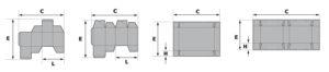 типы и размеры коробок Bobst Expertfold 110 A-2