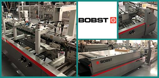 фальцевально-склеивающая машина Bobst Expertfold 110 A2 (2013 год)