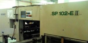 Bobst SP 102-E II, 1998 год выпуска