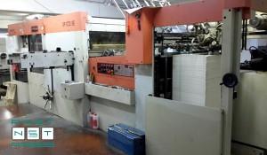 штанцавтомат Бобст SP-102 SE с удалением облоя (б/у)