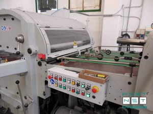 высекальная машина Bobst SP 1080-E (восстановленная)