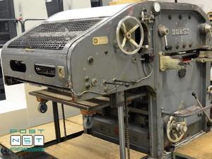 штанц автомат Bobst SP-900 (б/у)