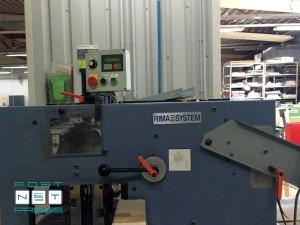 компенсационный стеккер RIMA RS 1212 (б/у)