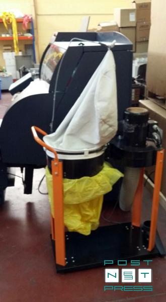 модуль отсасывание обрезков с большим мешком (Bourg 3002 PUR)