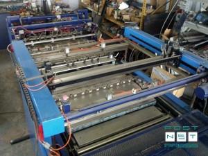 шелкотрафаретный автомат CMS Halley 4, 700x1000 мм