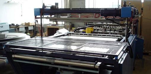 автоматическая трафаретная машина CMS Halley 4 (70x100), 1998 год выпуска