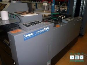 подрезчик DBM 400 T (Duplo System 4000)