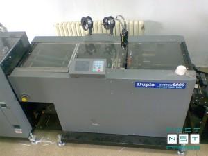 Брошюровщик Duplo DBM-500