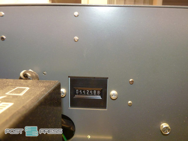 лічильник брошювощика Duplo System 5000 (2011 год)