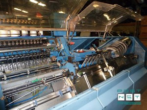 автоматическая ниткошвейная машина Smyth Freccia 120/4-D (б/у)