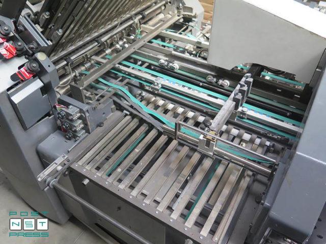 strojevi za savijanje Heidelberg Stahlfolder KH 78/4KTL (2008)