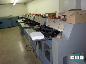 Heidelberg Stitchmaster ST100 (1999 год)