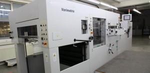высекательная машина Heidelberg Varimatrix 105 CS (2008 год выпуска)