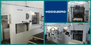 высекальная машина Heidelberg Varimatrix 105 CS (2010 год выпуска)