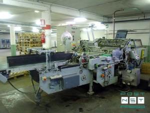 крышкоделательная машина Hoerauf BDM 60 (1996)