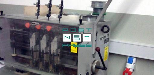 проволокошвейная машина Hohner Orion IV