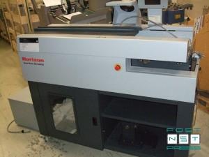 клеевая станция Горизонт BQ160 PUR для проклейки полиуретановым клеем