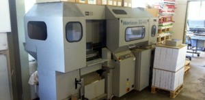 термоклеевой биндер Horizon BQ-440 (1990 год выпуска)