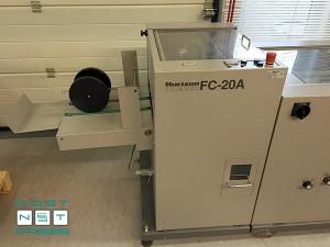 модуль торцевой подрезки Horizon FС-20а с автоматическими установками