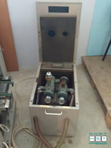 усиленный вакуумный компрессор к Horizon MC-8