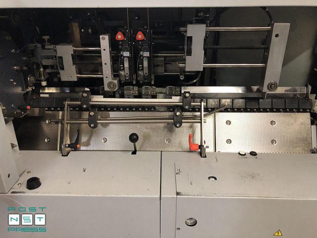 2 швейные головки Hohner Universal в Horizon SPF-30S