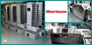 листоподборочно-брошюровальный комплекс Horizon StitchLiner 5500 (2005 год)