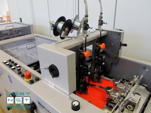 брошюровщик Horizon SPF-20 (2 швейные головки Hohner 48/5 S)