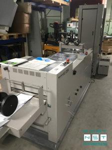 брошюровальный модуль Горизонт SPF-20A с тримером (с автоматическими настройками)