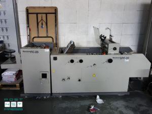 брошюровальный модуль Horizon SPF-20 с тримером Horizon FC-20