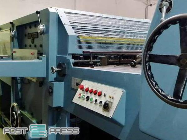 kalıp kesme makineleri Iberica DG 60 (1975/2019)