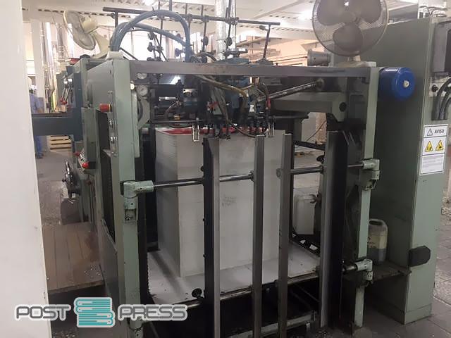 высекальный автомат Iberica LM-55