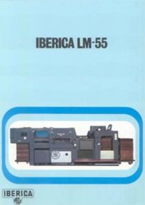 буклет Iberica-LM-55