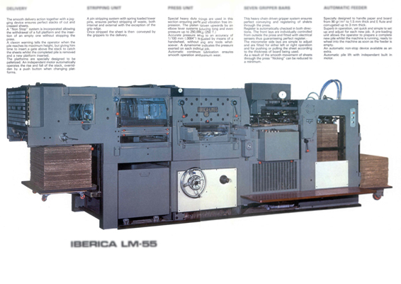 описание Iberica LM 55