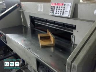 резак для бумаги Идеал 7228-95 LT, б/у, Украина