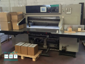 бумагорезательная машина Itotec RC-115 (б/у)