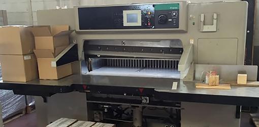 одноножевая бумагорезательная машина Itotec RC-115 (б/у)