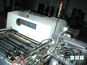 подающий стол Kama TS 105 (2004 год)