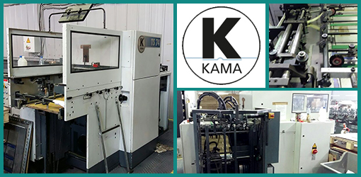 б/у высечка B2 Kama TS-74, 2002 год (Россия)