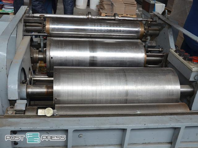 машина для заклейки окошек Kohmann (аналог FEM/S)