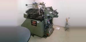 автоматический тигельный пресс Kluge EHD (14x22)