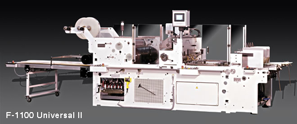 машина для вклейки пластиковых окошек Kohmann F-1100 Universal II
