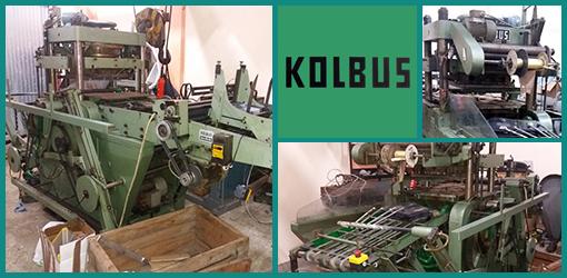 продажа Kolbus PE-48, 1983 год (Украина)