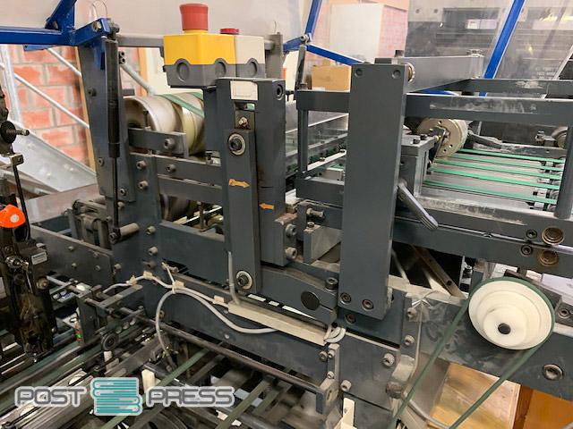 подрезка передней кромки готовой брошюры HF33c (Laconda Classic)