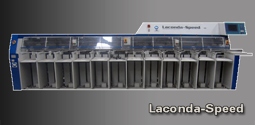 листоподборочная машина Laconda Speed